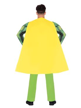 Adult Robin Classic Mens Costume - Back View