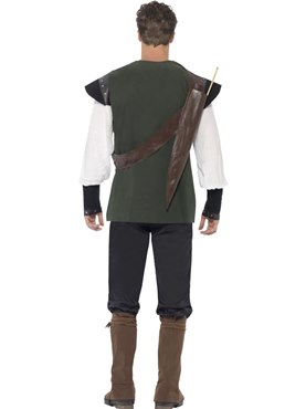 Adult Robin Hood Costume - Side View