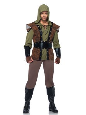Adult Robin Hood Costume Couples Costume