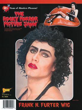 Adult Rocky Horror Frank 'n' Furter Wig