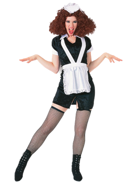 Adult Rocky Horror Magenta Costume Couples Costume