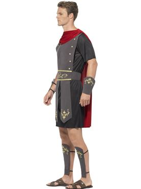 Adult Roman Gladiator Costume - Back View
