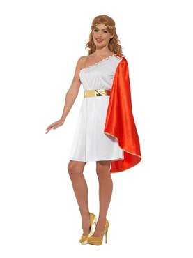 Adult Roman Lady Costume