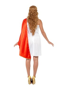 Adult Roman Lady Costume - Side View