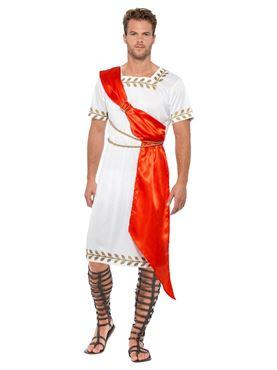 Adult Roman Senator Costume - Side View