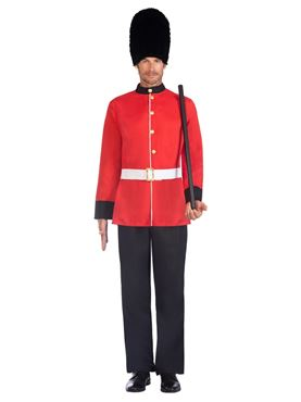 Adult Royal Guard Costume Couples Costume