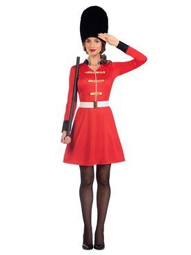 Adult Royal Guard Costume