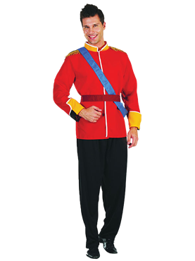 Adult Royal Prince Costume Couples Costume