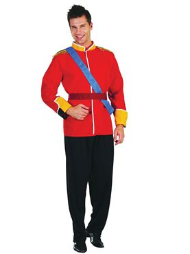 Adult Royal Prince Costume