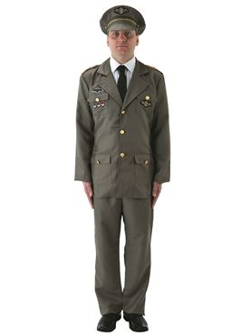 Adult Russian Comrade Costume