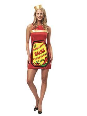 Adult Salsa Dress Costume