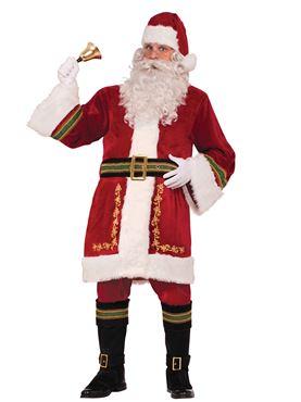 Adult Santa Claus Classic Costume