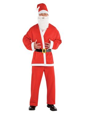 Adult Santa Crawl Costume