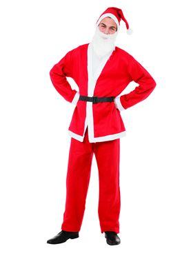 Adult Santa Suit Costume