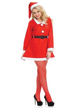 Adult Santa Sweetie Costume