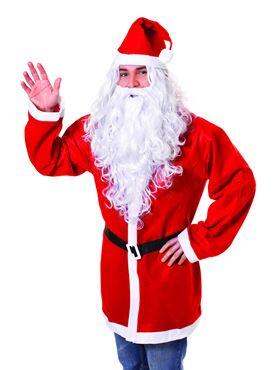 Adult Santa Wig and Beard Set