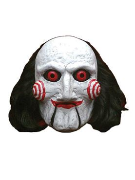 Adult Saw Billy Puppet Mask