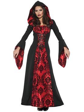 Adult Scarlette Mistress Costume