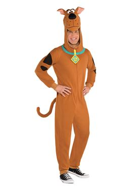 Adult Scooby Doo Mens Costume