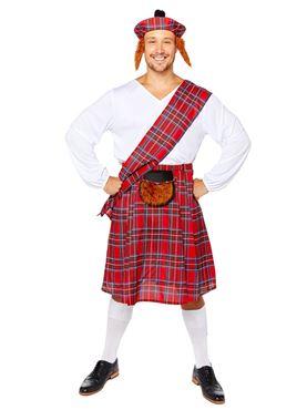 Adult Scot Costume