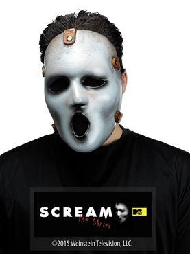 Adult Scream TV Mask