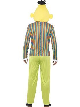 Adult Sesame Street Bert Costume - Side View