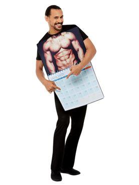 Adult Sexy Calendar Costume