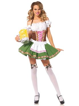 Adult Sexy Gretchen Girl Costume