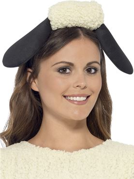 Adult Shaun the Sheep Headband