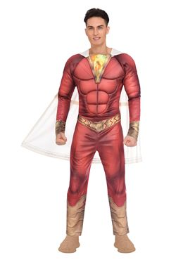 Adult Shazam! Mens Costume Couples Costume