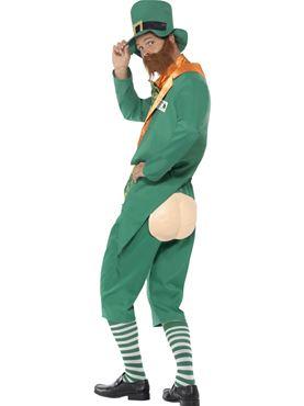 Adult Sheamus Craic Costume - Back View
