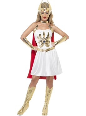 Adult She-Ra Dress Costume