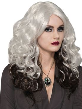 Adult Silver Cast Wig
