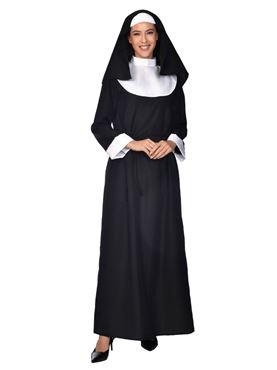 Adult Sister Nun Costume