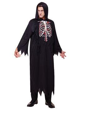 Adult Skeleton Reaper Costume
