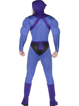 Adult Skeletor from He-Man Costume - Side View