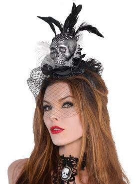 Adult Skull Conture Headband
