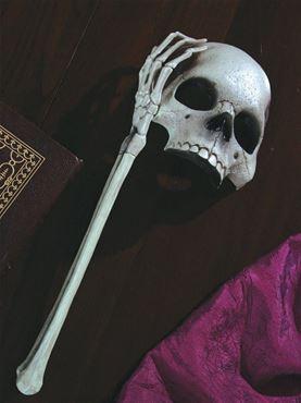 Adult Skull Lorgnette