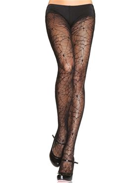 Adult Spider Lace Tights