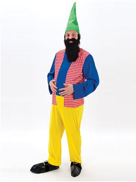 Adult Sleepy Gnome Costume