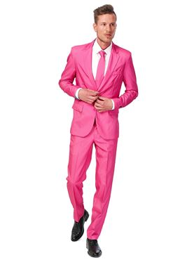 Adult Solid Pink Suitmeister Suit