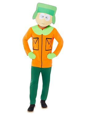 Adult Southpark Kyle Costume Couples Costume