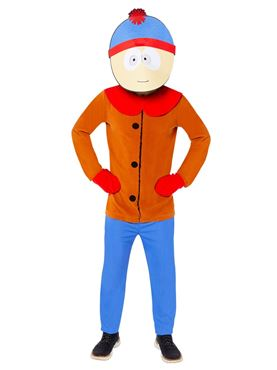Adult Southpark Stan Costume