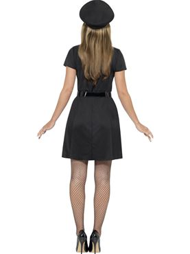 Adult Special Constable Costume - Side View