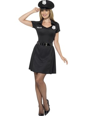 Adult Special Constable Costume