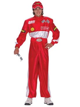 Adult Speed King Costume