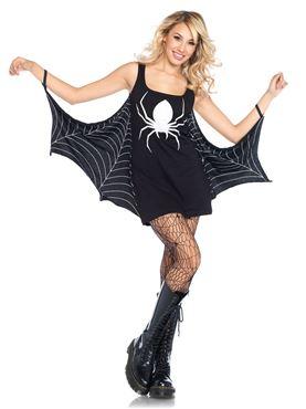 Adult Spider Dress Costume