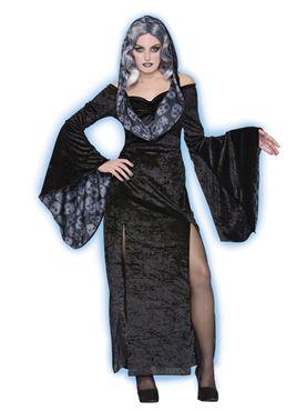 Adult Spirited Costume