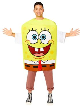 Adult SpongeBob SquarePants Tabard Costume Couples Costume