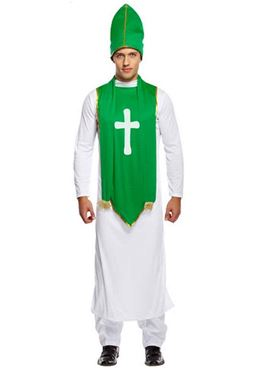 Adult Saint Patrick Costume